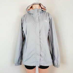 The North Face Womens Full Zip Hooded Jacket Sz XL